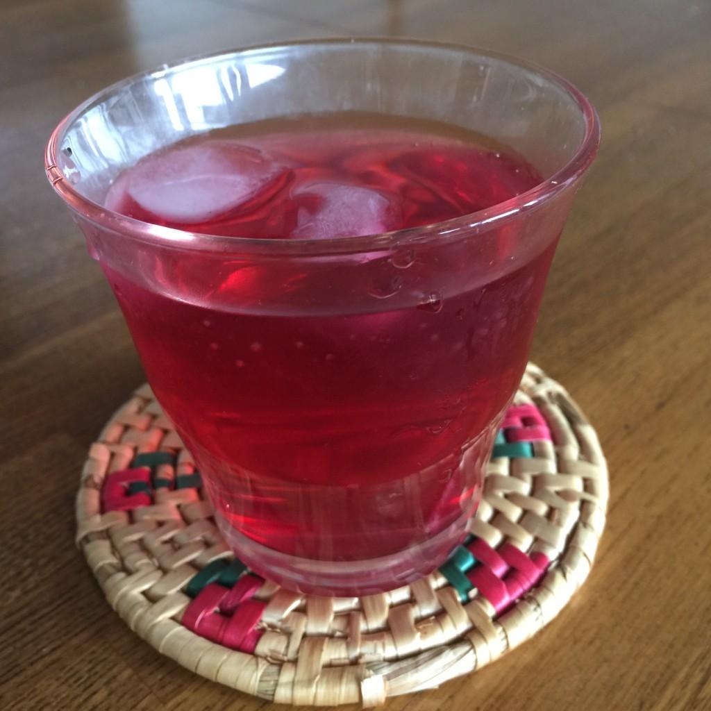 アレルギーにも動脈硬化にも!定番保存食、赤紫蘇ジュース〜おうちカフェ〜