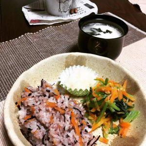 心も温まるぬっぺ汁〜一汁一菜〜おうちカフェ