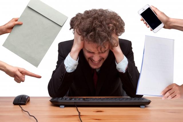 高次脳機能障害をもちながら会社に戻ると、ここが困った!